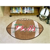 "FANMATS Mississippi Valley State Football Rug 20.5""x32.5"""
