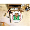 "FANMATS Marshall Baseball Mat 27"" diameter"