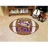 "FANMATS Louisiana State Football Rug 20.5""x32.5"""