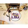 """FANMATS Louisiana State Baseball Mat 27"""" diameter"""