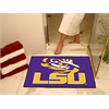 "FANMATS Louisiana State All-Star Mat 33.75""x42.5"""