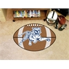 "FANMATS Jackson State Football Rug 20.5""x32.5"""