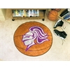 "FANMATS Holy Cross Basketball Mat 27"" diameter"