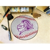 "FANMATS Holy Cross Baseball Mat 27"" diameter"