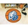 "FANMATS Drake Basketball Mat 27"" diameter"