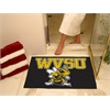 "FANMATS West Virginia State All-Star Mat 33.75""x42.5"""