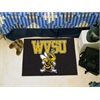 "FANMATS West Virginia State Starter Rug 19""x30"""