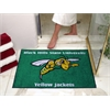 "FANMATS Black Hills State All-Star Mat 33.75""x42.5"""