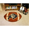 "FANMATS Colorado Football Rug 20.5""x32.5"""