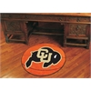 "FANMATS Colorado Basketball Mat 27"" diameter"
