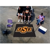 FANMATS Oklahoma State Tailgater Rug 5'x6'