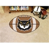 "FANMATS Kennesaw State Football Rug 20.5""x32.5"""