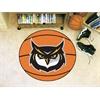 """FANMATS Kennesaw State Basketball Mat 27"""" diameter"""