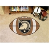 "FANMATS US Military Academy Football Rug 20.5""x32.5"""