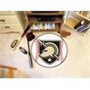 """FANMATS US Military Academy Baseball Mat 27"""" diameter"""