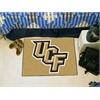 "FANMATS UCF Starter Rug 19""x30"""