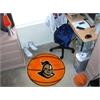 """FANMATS UCF Basketball Mat 27"""" diameter"""