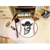 "FANMATS New Mexico State Baseball Mat 27"" diameter"
