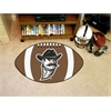 "FANMATS New Mexico State Football Rug 20.5""x32.5"""