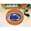 """FANMATS Penn State Basketball Mat 27"""" diameter"""