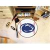 "FANMATS Penn State Baseball Mat 27"" diameter"