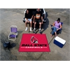 FANMATS Ball State Tailgater Rug 5'x6'