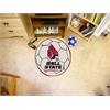 FANMATS Ball State Soccer Ball