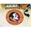 "FANMATS Florida State Basketball Mat 27"" diameter"