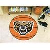 """FANMATS Oakland Basketball Mat 26"""" diameter"""