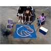 FANMATS Boise State Tailgater Rug 5'x6'