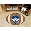 "FANMATS Connecticut Football Rug 20.5""x32.5"""