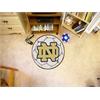 FANMATS Notre Dame Soccer Ball