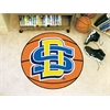 "FANMATS South Dakota State Basketball Mat 27"" diameter"