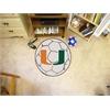 FANMATS Miami Soccer Ball