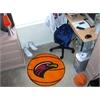 """FANMATS UL-Monroe Basketball Mat 27"""" diameter"""