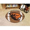 "FANMATS Oregon State Football Rug 20.5""x32.5"""