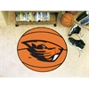 "FANMATS Oregon State Basketball Mat 27"" diameter"