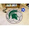 FANMATS Michigan State Soccer Ball