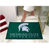 "FANMATS Michigan State All-Star Mat 33.75""x42.5"""