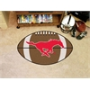 "FANMATS Southern Methodist Football Rug 20.5""x32.5"""