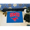 "FANMATS Southern Methodist Starter Rug 19""x30"""