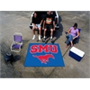 FANMATS Southern Methodist Tailgater Rug 5'x6'