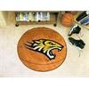 """FANMATS Towson Basketball Mat 27"""" diameter"""