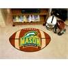 "FANMATS George Mason Football Rug 20.5""x32.5"""