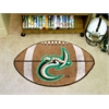 "FANMATS UNC - Charlotte Football Rug 20.5""x32.5"""
