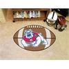 "FANMATS Fresno State Football Rug 20.5""x32.5"""