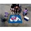 FANMATS Fresno State Tailgater Rug 5'x6'