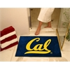 "FANMATS UC Berkeley All-Star Mat 33.75""x42.5"""