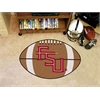"FANMATS Florida State Football Rug 20.5""x32.5"""