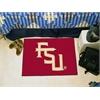 "FANMATS Florida State Starter Rug 19""x30"""